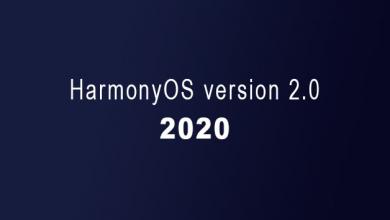 هواوي تعلن عن خططها لإطلاق HarmonyOS 2.0 للهواتف الذكية في 2021