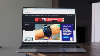 صورة هواوي تكشف عن جهاز MateBook X بتقنية WiFi 6 وسعر يبدأ من 1900 دولار