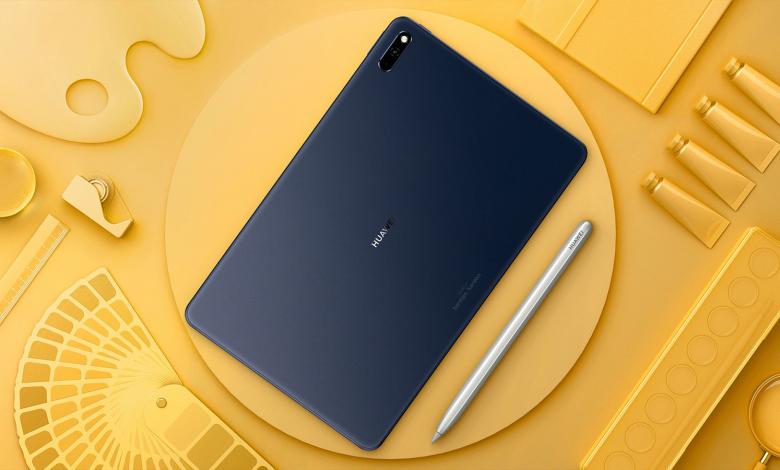 صورة هواوي تعلن رسمياً عن جهاز MatePad 5G اللوحي بمعالج Kirin 820