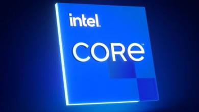 صورة إنتل تكشف عن شعار جديد للشركة مع رموز بتصميم حديث