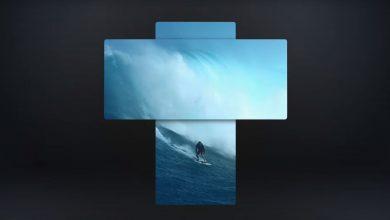صورة LG تحدد رسميًا موعد الإعلان عن هاتفها المُزدوج الشاشة الفريد من نوعه، LG Wing