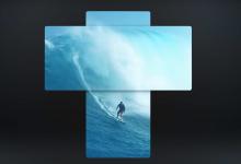 صورة LG Wing هو الاسم الرسمي لهاتف LG ذو الشاشة الدوارة