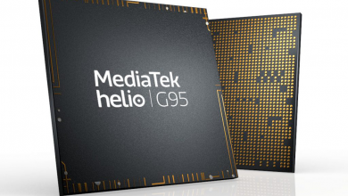 صورة MediaTek تعلن رسمياً عن رقاقة معالج Helio G95 بتحسينات في آداء كرت الشاشة
