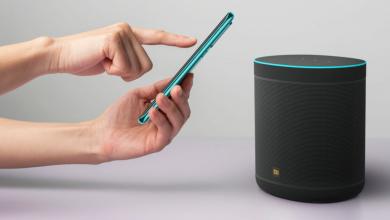 شاومي تكشف عن مكبر Mi Smart بمساعد جوجل الرقمي وسعر 54 دولار تقريباً