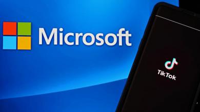 صورة مايكروسوفت تؤكد على إلغاء خططها للإستحواذ على TikTok