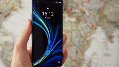 صورة OnePlus 8T يتميز بشاشة عرض 120 هرتز ونظام كاميرا رباعي؟