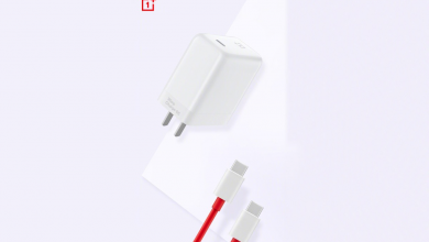 تسريبات تستعرض مواصفات شاحن وان بلس الجديد OnePlus Warp 65