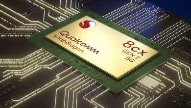 كوالكوم تعلن عن الجيل الثاني من منصة Snapdragon 8cx 5G بدقة تصنيع 7 نانومتر