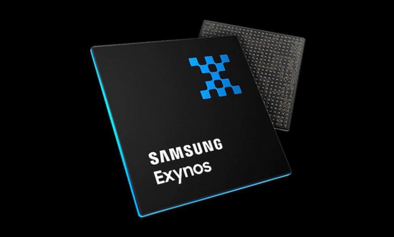 صورة رقاقة Exynos 1000 القادمة من سامسونج قد تدعم آداء أفضل من Snapdragon 875