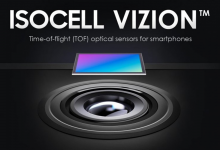 """صورة سامسونج تطور مستشعر 3D ToF جديد يعرف ب""""ISOCELL Vizion"""""""