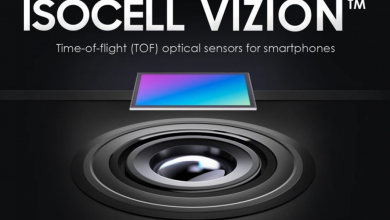 "سامسونج تطور مستشعر 3D ToF جديد يعرف ب""ISOCELL Vizion"""