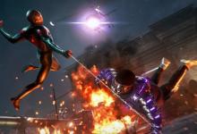 سوني تستعرض مقطع فيديو للعبة Spider-Man Miles Morales