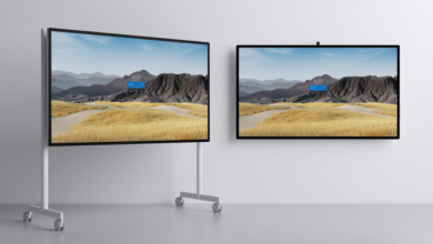 صورة مايكروسوفت تبدأ في شحن Surface Hub S2 في شهر يناير بسعر 22000 دولار