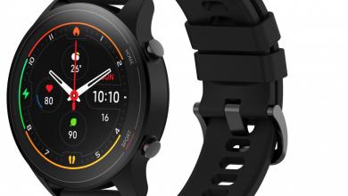 شاومي تطلق ساعة Mi Watch للسوق الأوروبي مع شاحن بقدرة 65W