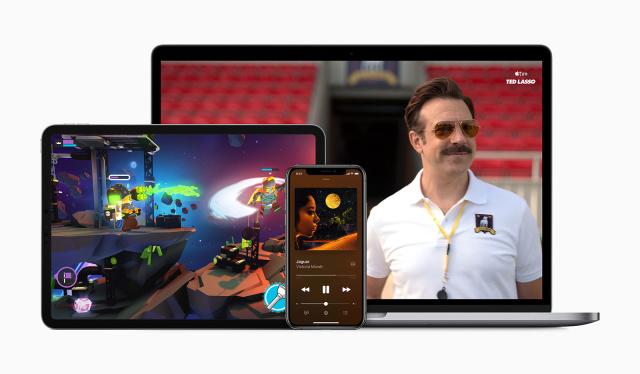 خدمة Apple One تجمع Arcade و Music وTV+ و iCloud في حزمة واحدة مقابل 15 دولار شهريًا