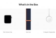 ساعة Apple Watch لم تعد مزودة بواصلة شاحن