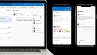 تحديث تطبيق Outlook على منصتي iOS والأندرويد ينطلق بمميزات جديدة