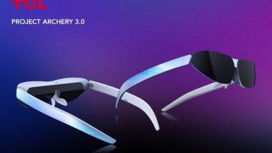 صورة TCL تستعد لتقديم نظارة الفيديو Archery 3.0