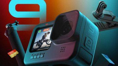 صورة GoPro تطلق كاميرا HERO 9 Black جديدة مع فيديو بدقة 5K وصور بدقة 20 ميجابكسل