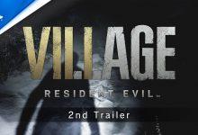 مقطع فيديو تشويقي جديد للعبة Resident Evil Village المرتقبة