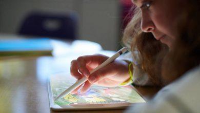 صورة الإصدارات المستقبلية من Apple Pencil قد تأتي مع شاشة مُدمجة