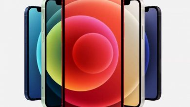 صورة الإعلان رسميًا عن الهاتفين iPhone 12 و iPhone 12 Mini مع شاشات OLED، والدعم لتقنية 5G