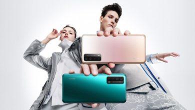 صورة الإعلان رسميًا عن الهاتف Huawei Y7a مع أربع كاميرات في الخلف، وبطارية بسعة 5000mAh