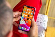 صورة مستشعر البصمة Touch ID المدمج تحت الشاشة قد يصل في النهاية لـ iPhone