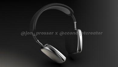 صورة النسخة الراقية من سماعات الرأس AirPods Studio ستُكلف 600 دولار أمريكي