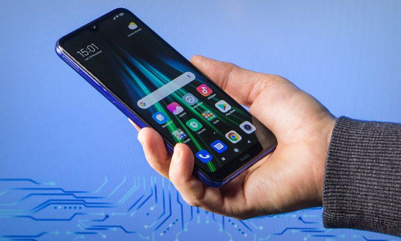 صورة النسخة العالمية من الهاتف Redmi Note 8T تبدأ رسميًا بتلقي تحديث MIUI 12