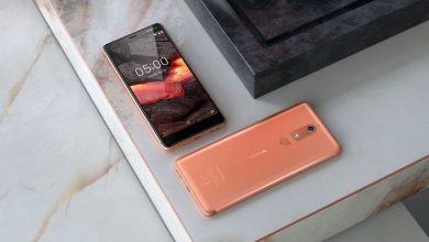 صورة الهاتف Nokia 5.1 يبدأ بدوره اليوم بتلقي تحديث Android 10