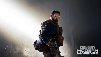 صورة تحديث جديد للعبة COD Modern Warfare يسمح بتقليص حجمها على جهازك.