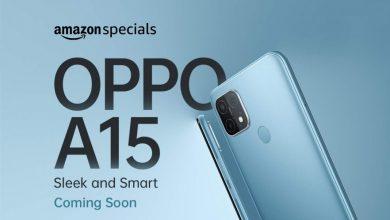 صورة تسريب التصميم والمواصفات التقنية الكاملة للهاتف Oppo A15