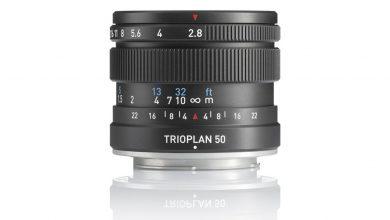 صورة تعلن Meyer Optik Görlitz رسميًا عن Trioplan 50mm f / 2.8 II