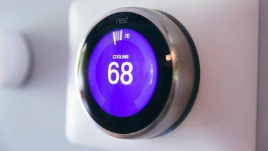 صورة جوجل تعمل على نسخة إقتصادية من مُنظم الحرارة Nest Thermostat، وفقًا لتقرير جديد