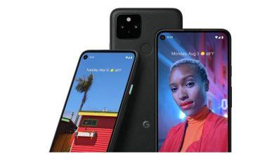صورة جوجل تُعلن رسميًا عن الهاتفين Google Pixel 5 و Google Pixel 4a 5G، وتدخل رسميًا لسوق 5G