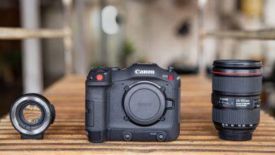 صورة صنعت Canon معزز سرعة RF!  ومع ذلك ، هناك مشكلة…