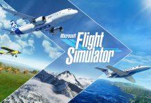 صورة طور الواقع الافتراضي VR قادم إلى Microsoft Flight Simulator قريباً.