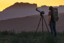 صورة مراجعة Unistellar eVscope |  عالم الكاميرا الرقمية