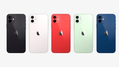 صورة هاتف iPhone 12 ينطلق رسمياً بميزة الإتصال بشبكات 5G مع تصميم مسطح من الحواف