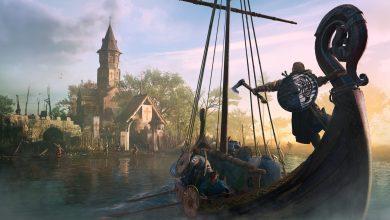 صورة يبدو بأن Assassin's Creed Valhalla ستعمل بدقة 4K Upscaled على PS5!