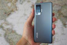صورة يمثل Vivo X51 المزود بكاميرا gimbal أول إطلاق أوروبي رائد للشركة