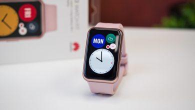 صورة مراجعة Huawei Watch Fit