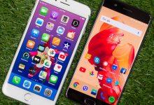 صورة Apple iPhone 8 Plus vs OnePlus 5