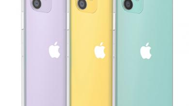 صورة سلسلة iPhone 12 تنطلق بإختيارات الألوان المقدمة لجهاز iPad Air الجديد