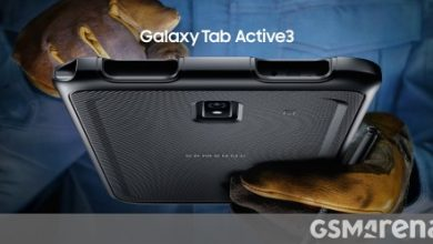 صورة تم الكشف عن Samsung Galaxy Tab Active3 بعلبة مقاومة للسقوط وقلم S Pen