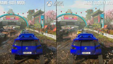 صورة بالفيديو..بصريات مخيبة وأداء ليس بالأمثل لـ Dirt 5 على Xbox Series X!