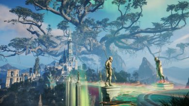 صورة الجزء الأسطوري من AC Valhalla يتضمن الذهاب لأسغارد ومقابلة Odin!!
