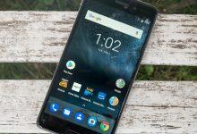 صورة مراجعة هاتف Nokia 6