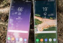صورة Samsung Galaxy Note 8 مقابل Galaxy S8 +
